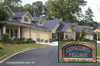 Concord Village Ranch Condos in Mableton Georgia