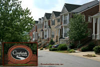 Creekside at Vinings Townhomes in Smyrna Georgia