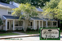 Farmstead at Vinings Townhomes in Smyrna Georgia