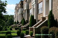 Hawthorne Gate Townhomes in Smyrna Georgia