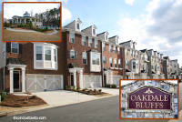 Oakdale Bluffs Townhomes in Mableton Georgia