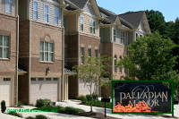 Palladian Manor Townhomes in Smyrna Georgia