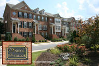 Vinings Overlook Townhomes in Atlanta Georgia