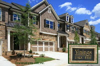 Vinings Parc East Townhomes in Atlanta Georgia