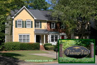 Vinings Vail Townhomes in Smyrna Georgia