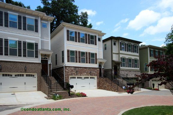 Kirkwood Green Townhomes in Atlanta Georgia