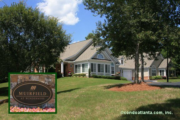 Muirfield at Windermere Ranch Condos in Cumming Georgia