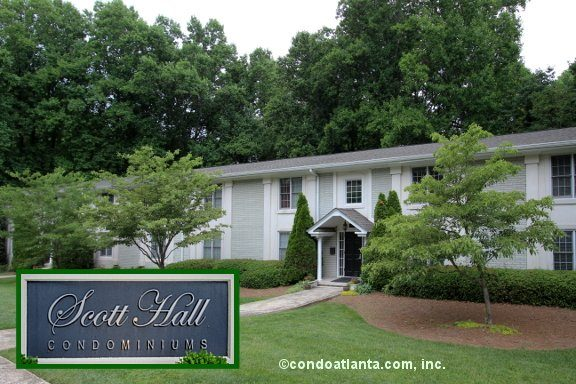 Scott Hall Condominiums in Decatur Georgia