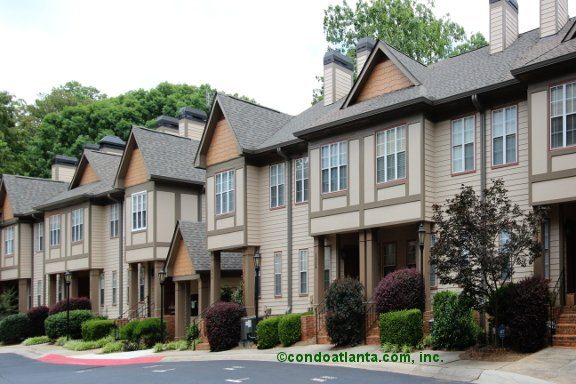 Stillwood Townhomes in Atlanta Georgia