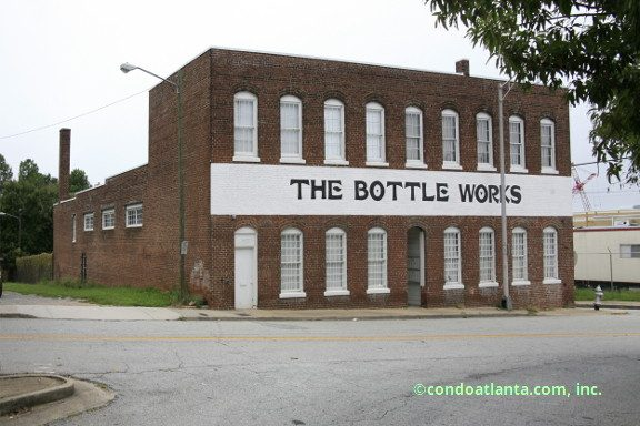 The Bottleworks Lofts in Castleberry Hill Atlanta Georgia
