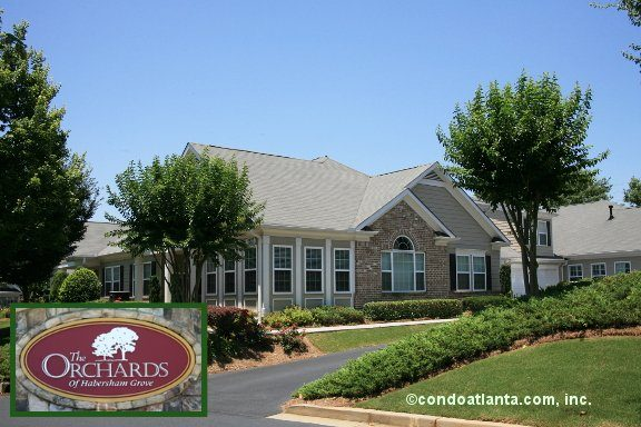 The Orchards of Habersham Grove Ranch Condos in Cumming Georgia